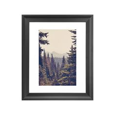 Owing to the seemingly endless acres of forested land in Northwest Washington state, this Vast Horizon Art Print captures a bird's eye view of the Cascade Mountain Range and its surrounding sea of ever...  Find the Vast Horizon Art Print, as seen in the Cabin In the Redwoods Collection at http://dotandbo.com/collections/cabin-in-the-redwoods?utm_source=pinterest&utm_medium=organic&db_sku=113636