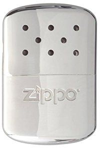STOCKING STUFFER! Zippo hand warmer, lasts over24hours! Great for emergency kits.