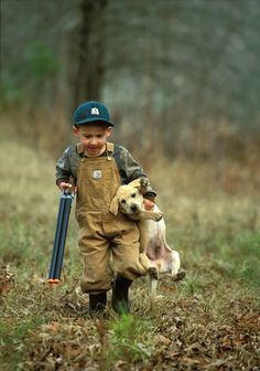 bless his little heart! i hope my future kids (and puppies) are this cute ; Mans Best Friend, Best Friends, Bestest Friend, Friends Forever, Foto Baby, Cute Kids, Puppy Love, Fur Babies, Dogs And Puppies