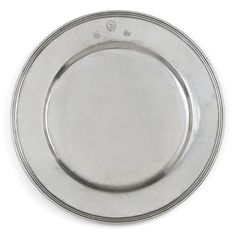 """Peltro 13"""" Charger Plate"""