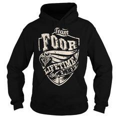 cool  Team FOOR Lifetime Member  Dragon  - Last Name  Surname T-Shirt - Shirt design 2016
