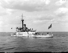 Battleship Photo Index M-2 USS AMPHITRITE
