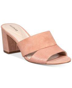 Alfani Women's Rochele Slip-On Mules, Only at Macy's