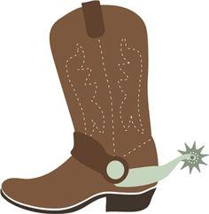cowboy boot clip art for svg file cricut svg cowboy rh pinterest com cowboy boots clipart black and white cowboy boots clipart png