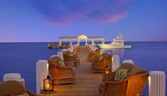 Evening cocktails here? Yes, please!     Cheeca Lodge & Spa (Islamorada, Florida) - Jetsetter