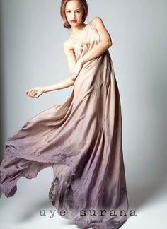 Cecilia ombre Dress by monicaus