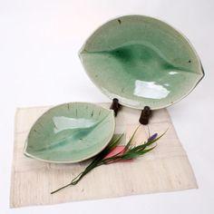 나뭇잎 용기 - Google 검색