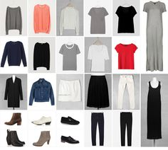 Building a Capsule Wardrobe from Scratch: An Example