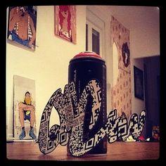 QR graffiti