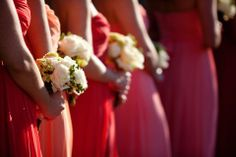 Coral, Peach, Whites and Greens. JDetailed Events I Chicago Event & Wedding Planner. Photo by Morgan Matters Photography.