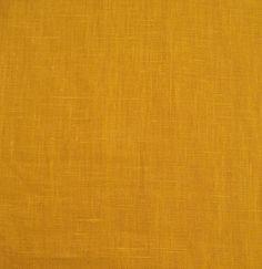 tissu LIN SULPHUR - largeur 150cm - 24,90€/m - 100% lin aspect brut