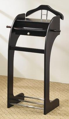 Mens Valet Stand