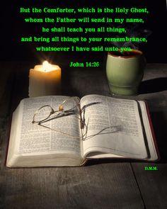Pillar Candles, Candle Jars, Bible Promises, Holy Ghost, Teaching, Sayings, Holy Spirit, Lyrics, Education