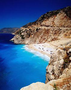 Kaputas Cove and Beach, Turkey