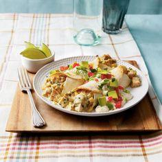 Chicken Casserole Recipes: Chicken Enchiladas