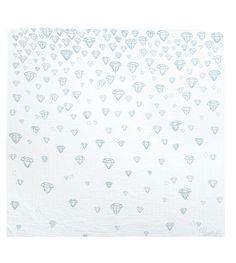 Baby Blanket - Diamonds - Brimful