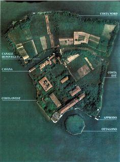 Poveglia, la isla maldita. Venecia (Italia )
