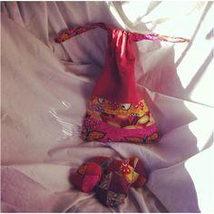 For Nisrine bag and Otedama bags