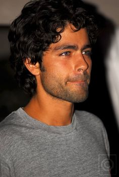 Adrian Grenier. Although.....Doesn't his real life Entourage tell him to get an eyebrow wax???