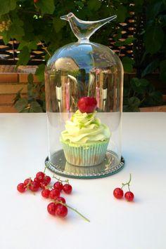 Apple & lemon cupcakes
