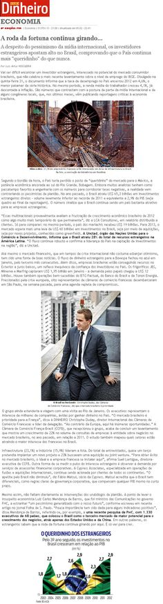 Revista IstoÉ Dinheiro