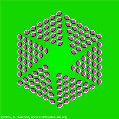 The Breathing Hexagon – Gianni A. Sarcone – Medium