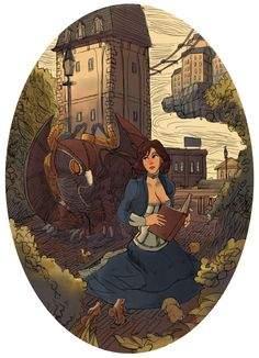 Bioshock Infinite by ChristianKaw