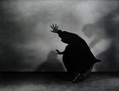 """Barbara Morgan (1900-1992)  Pearl Primus, """"Speak to Me of Rivers,"""" 1944"""