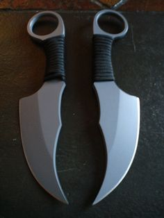 Defense Knives | SAGE BLADES