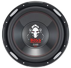 Introducing BOSS AUDIO P126DVC  Phantom 12 inch Dual Voice Coil 4 Ohm 2300watt Subwoofer. Great product and follow us for more updates!