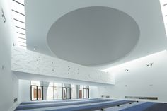 Gallery of Al Warqa'a Mosque / ibda design - 14