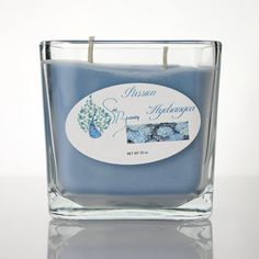 Passion Hydrangea Candle by SaiSkinCare on Etsy