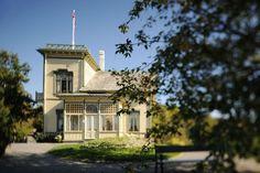 Edvard Grieg's home, Trollhaugen