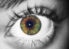 #eye #blackandwhite  #fashion  #love  #green #beautiful
