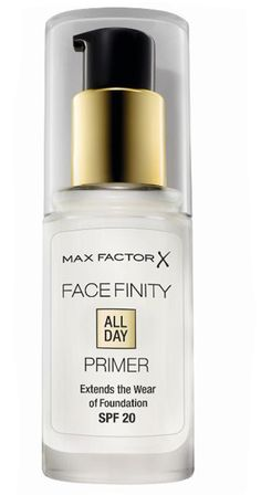 Buy a used Max Factor Limited Edition Luxe Collection Facefinity Primer. ✅Compare prices by UK Leading retailers that sells ⭐Used Max Factor Limited Edition Luxe Collection Facefinity Primer for cheap prices. Max Factor, Foundation Primer, Makeup Foundation, Best Face Primer, Concealer, Online Makeup Stores, Hourglass Makeup, Mineral Veil, Foundation