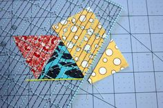 Magnolia Bay Quilts: 60-Degree Quilt Tutorial - Part 2