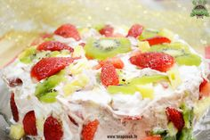 Fresh fruit cake recipes with pictures