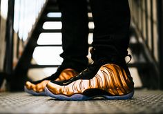 Nike Air Foamposite One Copper 2017 | SneakerNews.com