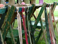 Chairs & Ribbons