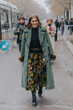 Olivia Palermo // Street Style #MFW / Día 2