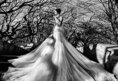 25 Jaw-Droppingly Beautiful Wedding Dresses to Obsess!