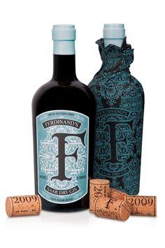 Ferdinand's Saar Dry Gin 0,5l auf Adddict.com