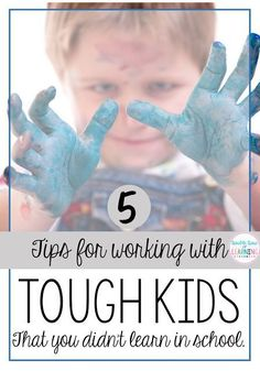 Double Dose of Learning: Tips for working with Tough Kids that you did not learn in school! Perfect read for special education teachers and new teachers!