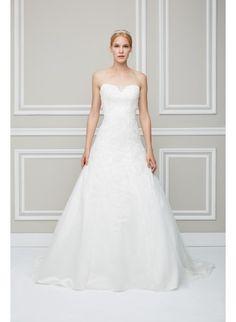 En Yeni Olegcassini Gelinlik Modelleri-Straplez,Sırt Dekolte,Prenses,Kabarık,Balık Etek Gelinlik Modelleri - Strapless Princess Wedding Dresses
