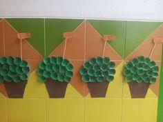 Planter Pots, Diy, Homemade, Cool Stuff, Portugal, Biscuit, Teaching, Summer, Ideas
