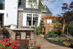 2009 BIA Parade of Homes Outdoor Spaces by BIA Parade of Homes Photo Gallery, via Flickr