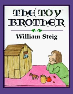 The Toy Brother (Book) : Steig, William : An apprentice alchemist finds that his despised kid brother is the only one who can help him when he concocts a potion which makes him the size of a peanut. Science Curriculum, Children's Literature, Student Learning, Brother, Alchemist, Family Guy, Comics, Toys, Medieval Times