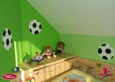 dětský pokoj fotbal - Hledat Googlem