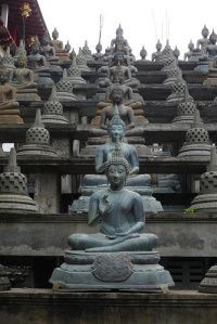 Visit some of the ancient #temples in the capital city of #Sri_Lanka, #Colombo. Explore the markets and other attractions of Colombo before commencing your adventure around Sri Lanka. To know more, visit: http://www.memolanka.com/colombo