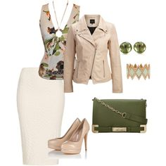 """A warm day today"" by bsimon623 on Polyvore"